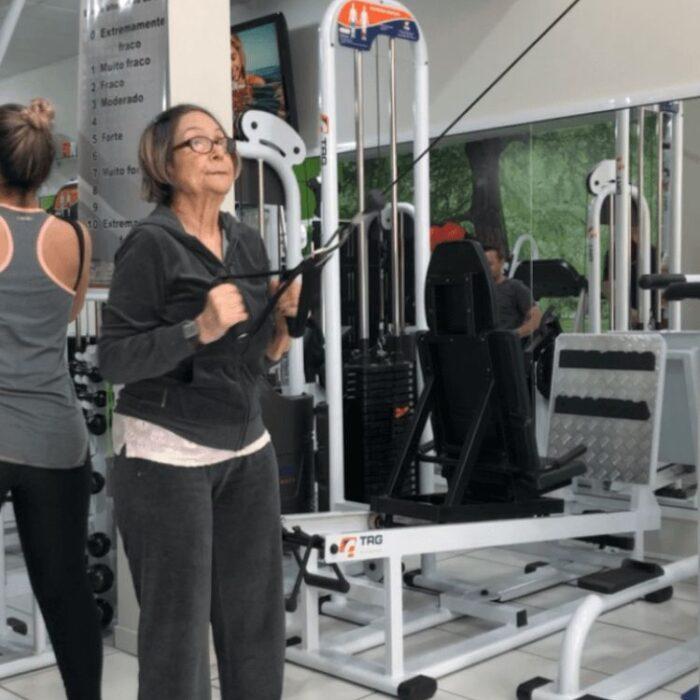 Treinamento Patricia Baumann 3a idade